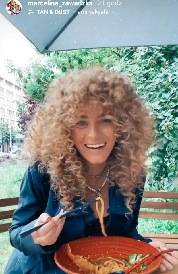 Marcelina Zawadzka zaszalała z fryzurą. Jest nie do poznania