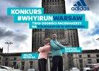 Wygraj Mistrzostwa Polski w Podbiegu lub start z osobistym pacemakerem w Półmaratonie w Göteborgu