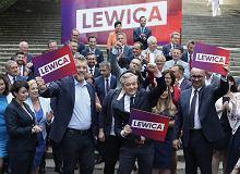 Lewica zaprezentowała ''jedynki'' na listach do Sejmu