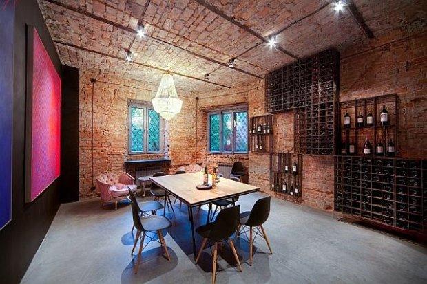 Sklep z winami Le Salon Vinonet