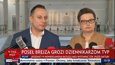 TVP Info, program informacyjny z 21 sierpnia
