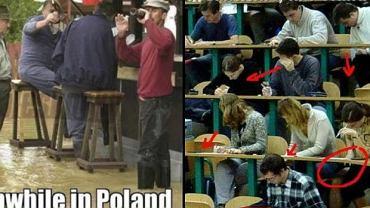 Tymczasem w Polsce, Meanwhile in Poland