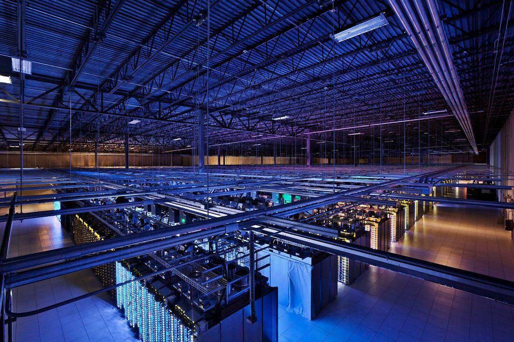 Centrum przetwarzania danych Google'a w Finlandii