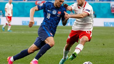 Lukas Haraslin zdradził kulisy meczu Polska - Słowacja