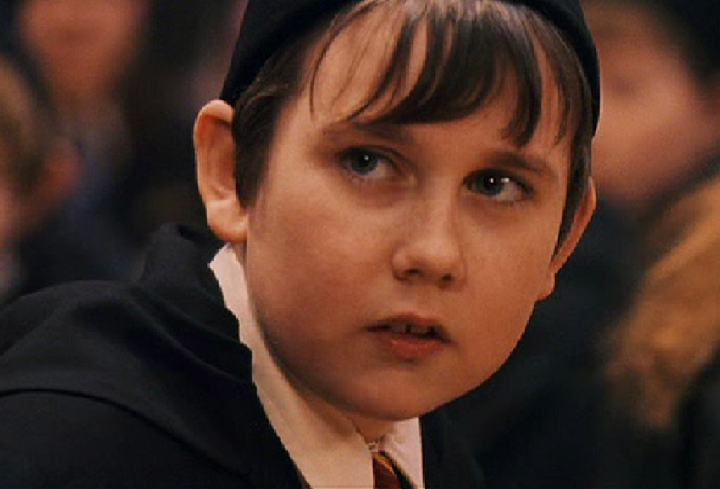 Screen z filmu 'Harry Potter i Kamień Filozoficzny'