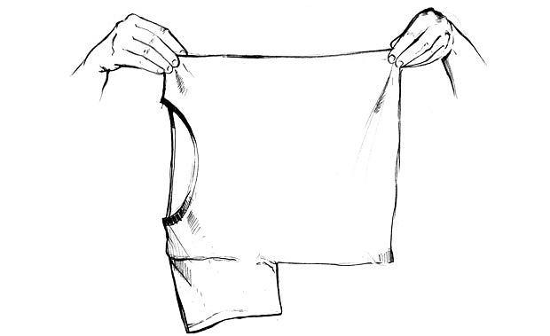 akademia stylu, moda męska, Akademia stylu: sztuka układania ubrań, T-shirt