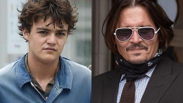 Johnny Depp, Jack Depp