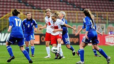 Mecz Polska - Wyspy Owcze 6:0 z 2013 roku