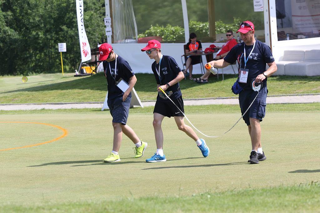 I Ogólnopolski Turniej Golfa Olimpiad Specjalnych w Mikołowie