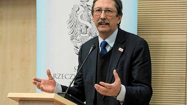Prof. Jan Żaryn z wykładem na Uniwersytecie Rzeszowskim
