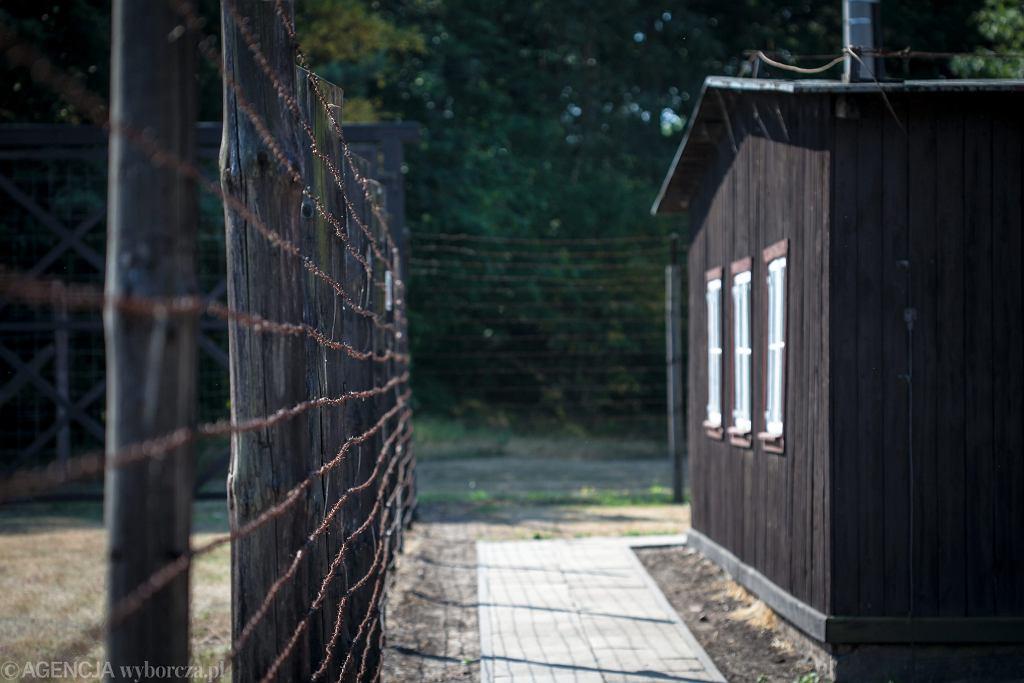 Sztutowo, Muzeum Stutthof. Niemiecki nazistowski obóz koncentracyjny z czasów II Wojny Światowej