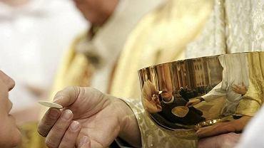 Komunia święta (zdjęcie ilustracyjne)
