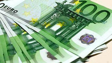 Banknoty euro (zdjęcie ilustracyjne)