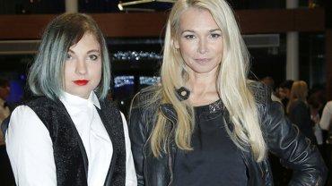 Ewa Pacuła z córką Nicole