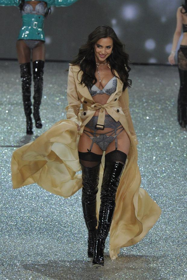 Pokaz Victoria's Secret 2016 - Irina Shayk