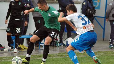 Lech Poznań - FK Krasnodar 0:0 w sparingu rozegranym w Arcos de la Frontera. Mateusz Możdżeń i Artur Jędrzejczyk