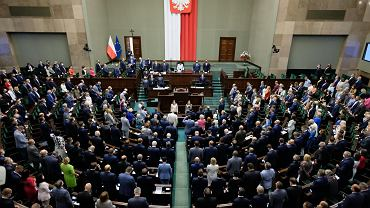 Sejm przegłosował ustawę o odbudowie Pałacu Saskiego pomimo apelu ekspertów