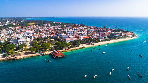 Stone Town na Zanzibarze