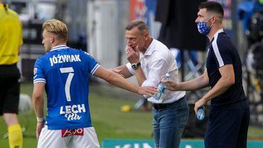 Lech Poznań awansował do Ligi Europy po dramatycznej końcówce! Co za mecz!
