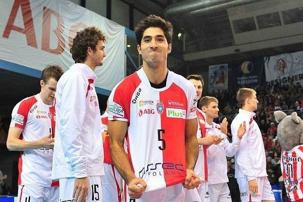Rafael Redwitz (na środku) i Mateusz Mika (drugi z lewej) mogą w przyszłym sezonie wrócić do Asseco Resovii