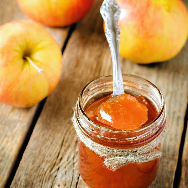 Dżem jabłkowy zwanilią