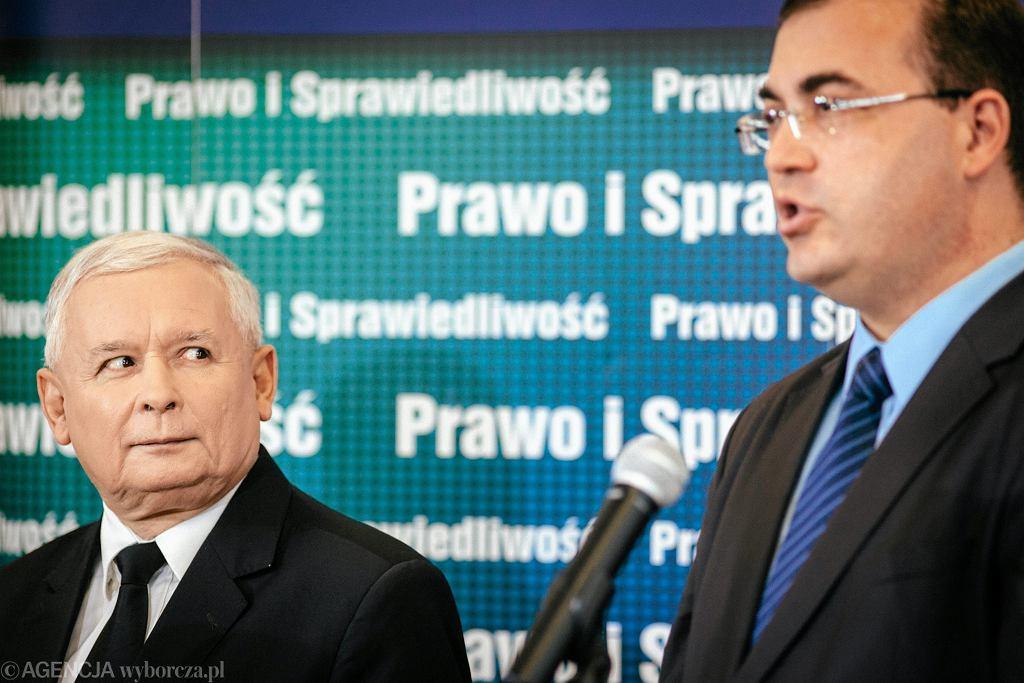 Andrzej Jaworski, były poseł PiS