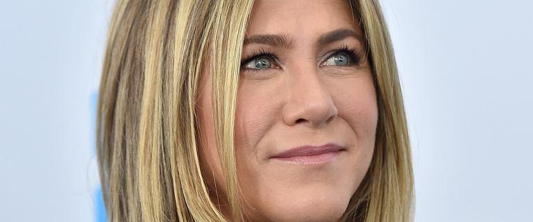 Jennifer Aniston planuje ciążę? ''Kto wie, co przyniesie przyszłość''