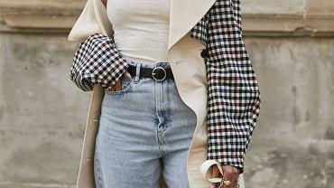 jeansy z wyprzedaży