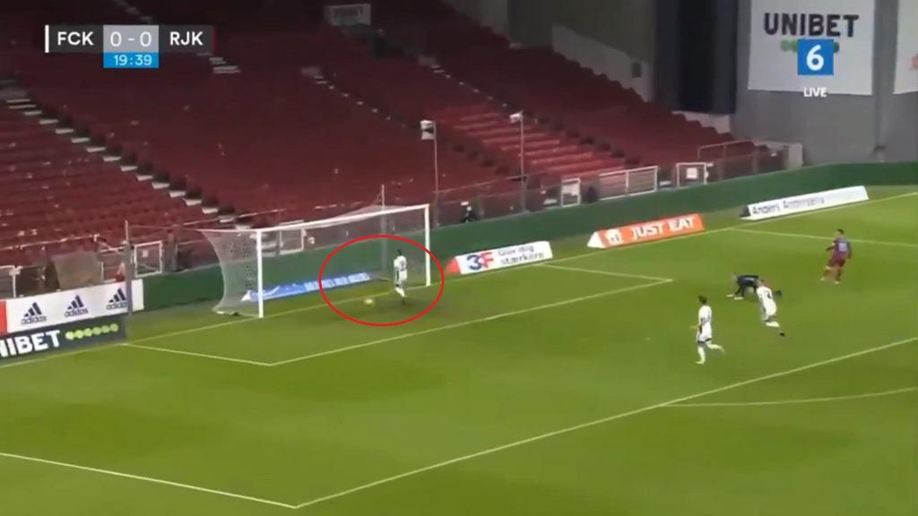 Samobójczy gol FC Kopenhaga