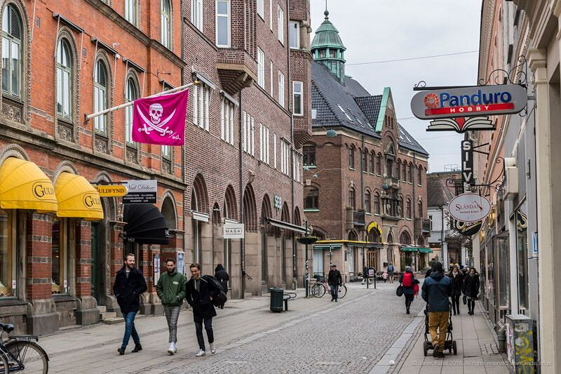 Lund pełne jest uroczych, staromiejskich uliczek