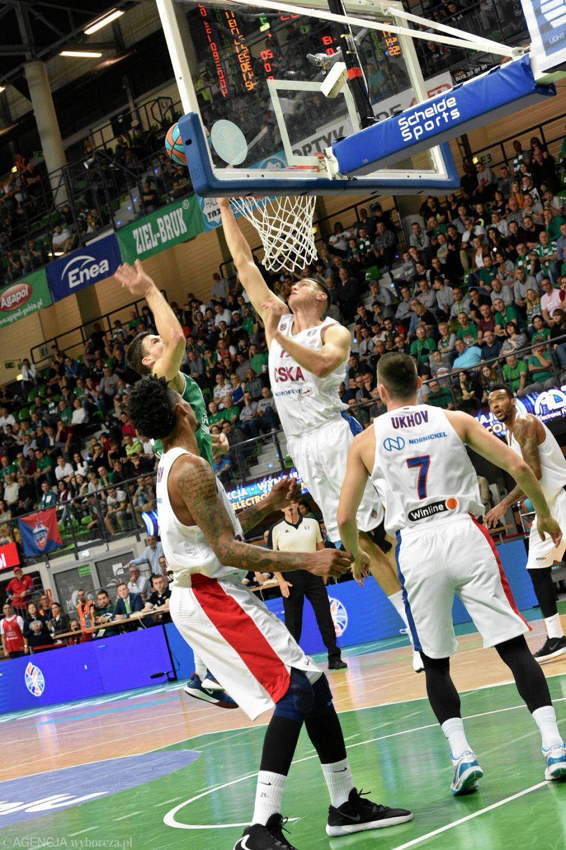 Zdjęcie numer 10 w galerii - Bez niespodzianek, CSKA dała Stelmetowi lekcję koszykówki [ZDJĘCIA]