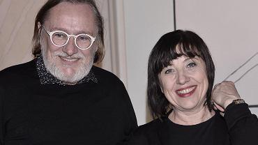 Hanna Śleszyńska i Jacek Brzoska