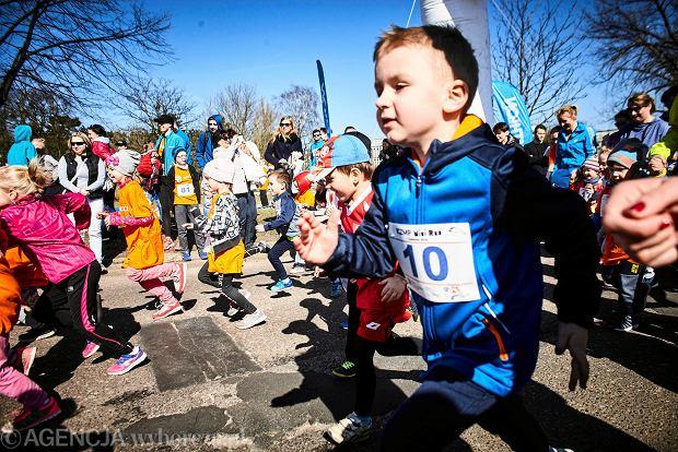 Zdjęcie numer 119 w galerii - Otwarcie sezonu biegowego w Łodzi.