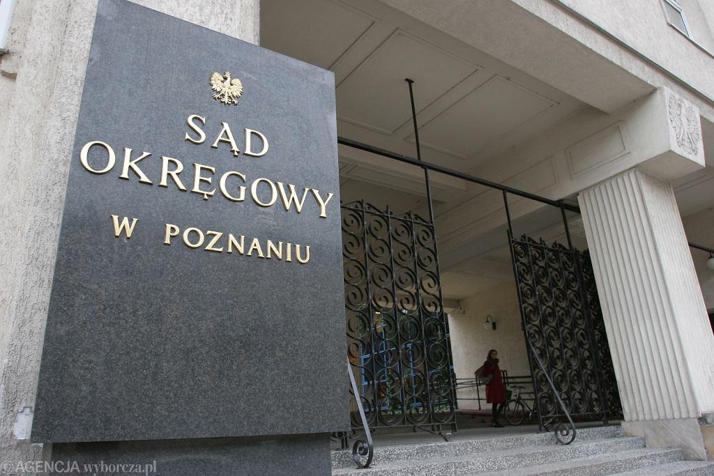 Sąd Okręgowy w Poznaniu