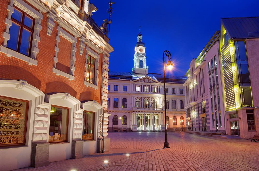 Łotwa, Ryga