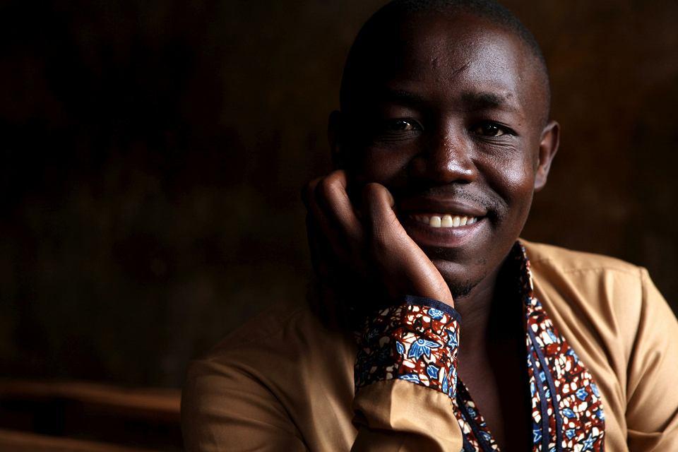 Mike Wamaya, nauczyciel baletu i założyciel Smile Bank