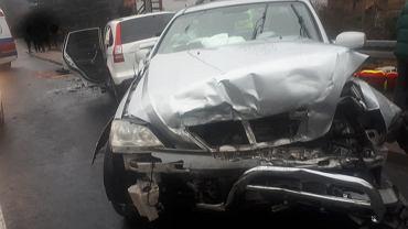 Wypadek w Kaczorowie, 29.12.2018