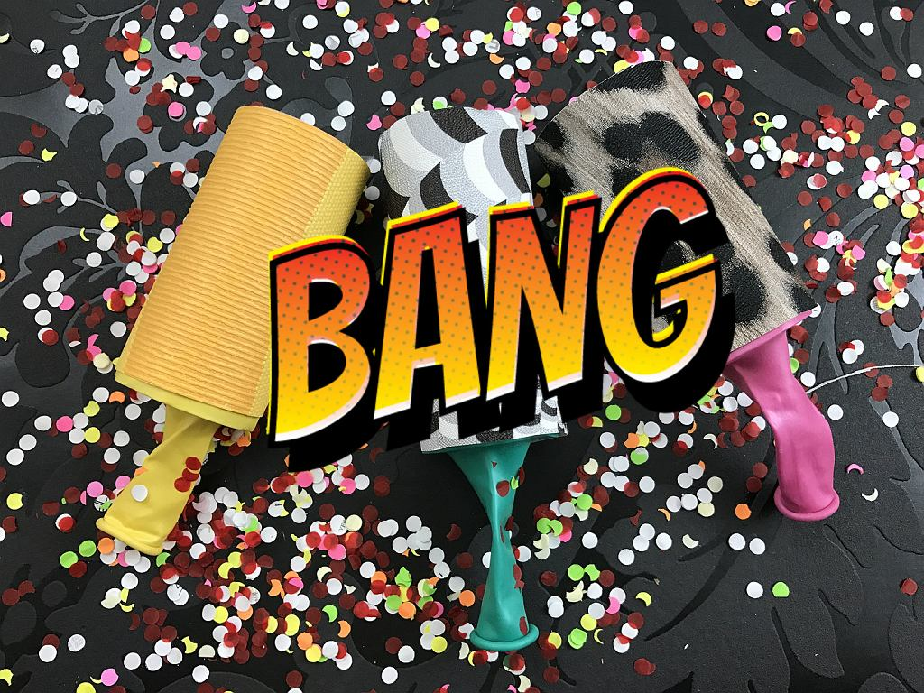Sylwestrowy gadżet obowiązkowy? Wyrzutnia konfetti. Robi się ją dziecinnie łatwo!