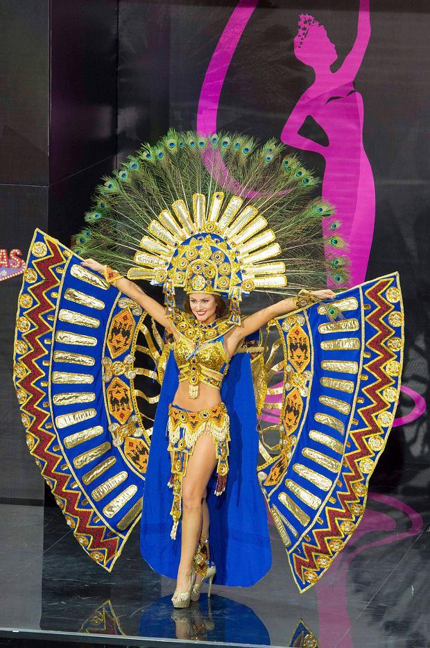 Constanza Baez, Miss Ekwadoru