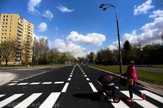 Blokowiska Warszawa