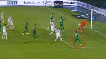 Gol dla Radomiaka w meczu z Wartą Poznań