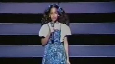 7-letnia Beyonce