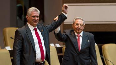 Miguel Diaz-Canel nowym prezydentem Kuby