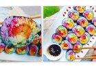 Tęczowe sushi! Podpowiadamy, jak je zrobić! [PRZEPIS]