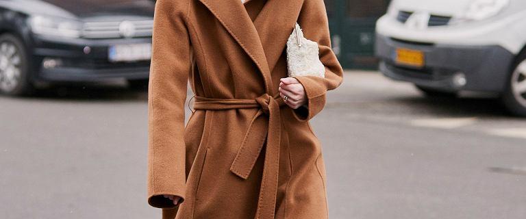 Top 12 modnych płaszczy w kolorze camel. Ten wielbłądzi, ciepły odcień podkreśla urodę i dodaje elegancji