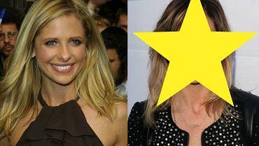 """Gdy zobaczyliśmy nowe zdjęcia Sarah Michelle Gellar, aż nie mogliśmy uwierzyć - aktorka wygląda tak samo jak kilkanaście lat temu, gdy grała w serialu """"Buffy, postrach wampirów"""". Jakby czas stanął w miejscu. Ale nie tylko dla niej. Oto inne gwiazdy, które najwyraźniej podpisały pakt z diabłem, bo od wielu lat nic się nie zmieniły i są odporne na działanie upływającego czasu - dokładnie jak tytułowe wampiry z serialu Gellar."""