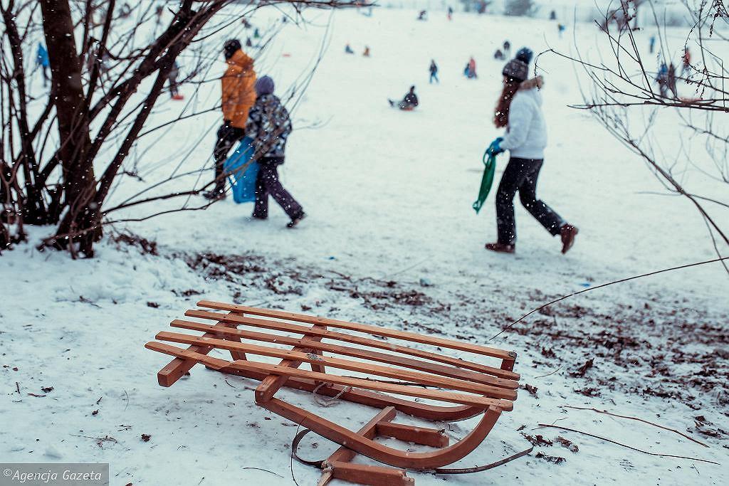 Ferie zimowe (zdjęcie ilustracyjne)