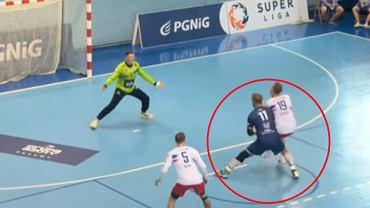 Kuriozalny rzut karny w meczu Azoty Puławy - MKS Kalisz