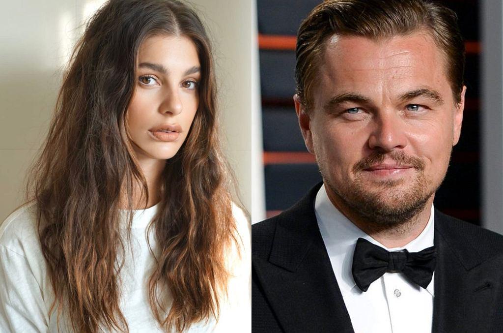 Dziewczyna Leonardo DiCaprio o różnicy wieku 'Nie przeszkadza mi, że Leo jest o 23 lata starszy'