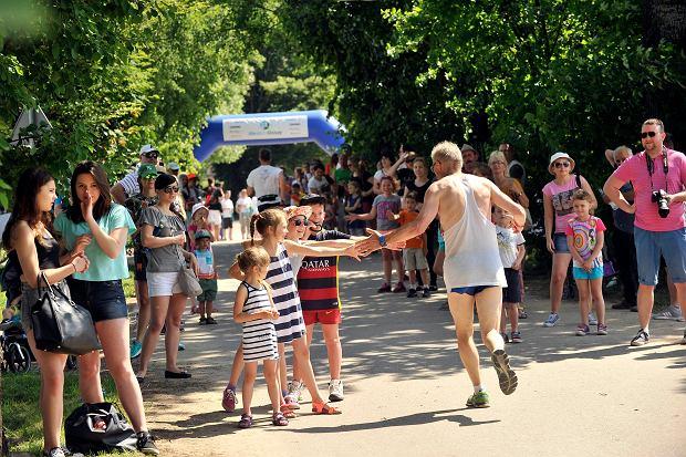 Ponad 500 osób wystartowało w V edycji Maratonu Mazury w Gałkowie